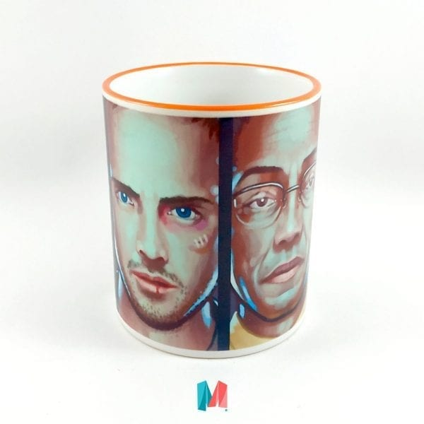 Mug Breaking Bad