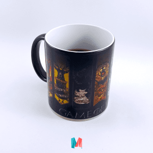 Game of thrones, mug mágico personalizado