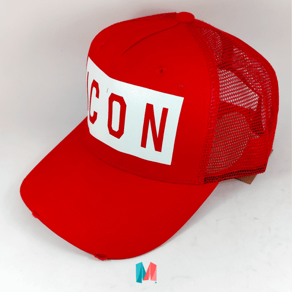 Gorra Icon Roja